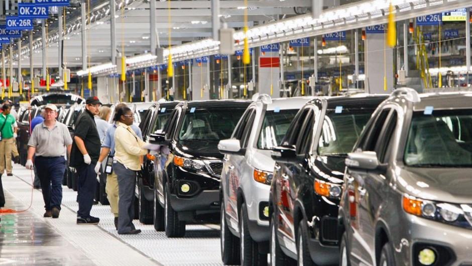 Mexique : les constructeurs automobiles US délocalisent